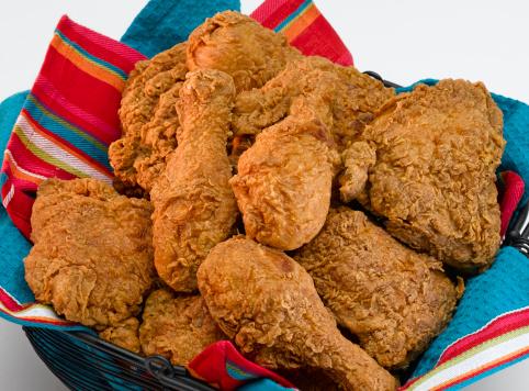 Chicken Wing「Fried Chicken Basket」:スマホ壁紙(11)