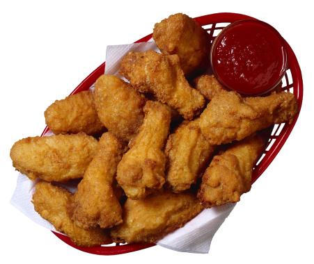 Chicken Wing「Fried chicken wings」:スマホ壁紙(19)