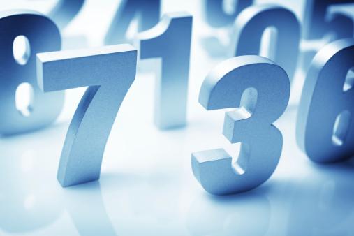 Number「Numbers」:スマホ壁紙(17)