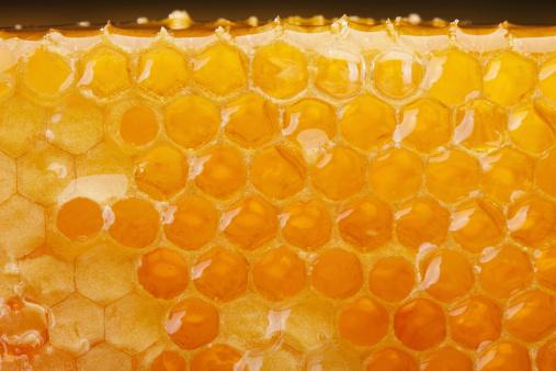 Hexagon「Honeycomb slice」:スマホ壁紙(7)