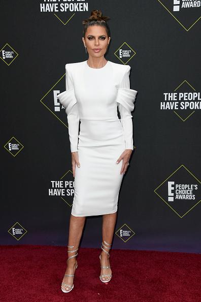 45th People's Choice Awards「2019 E! People's Choice Awards - Arrivals」:写真・画像(1)[壁紙.com]