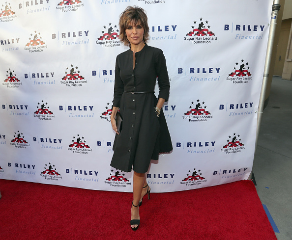 "High Heels「B. Riley & Co. And Sugar Ray Leonard Foundation's 7th Annual ""Big Fighters, Big Cause"" Charity Boxing Night」:写真・画像(9)[壁紙.com]"