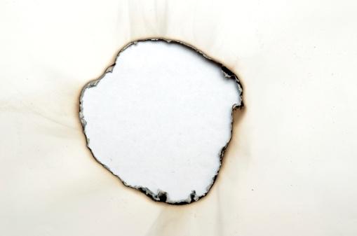 Hole「burnt hole」:スマホ壁紙(2)