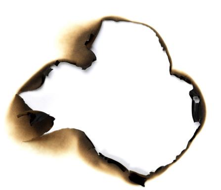 Burnt「burnt hole」:スマホ壁紙(17)