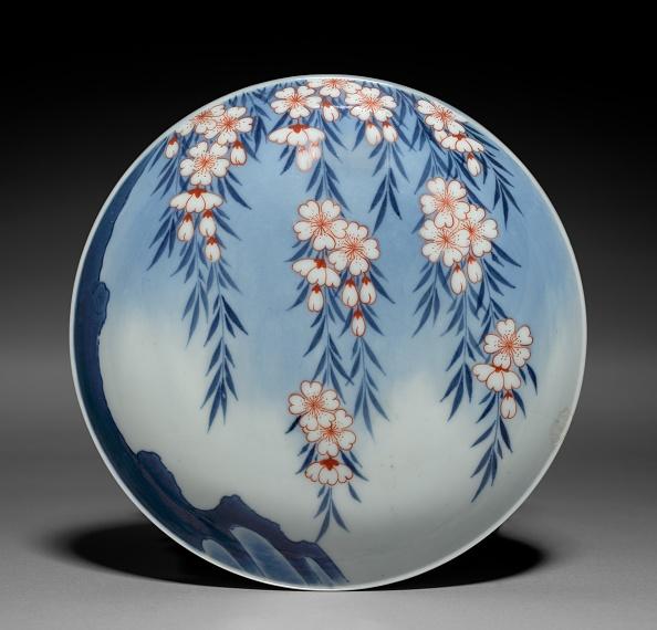Ceramics「Dish With Weeping Cherry Tree」:写真・画像(10)[壁紙.com]