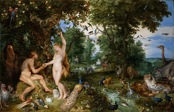Baroque Style「The Garden Of Eden With The Fall Of Man」:写真・画像(12)[壁紙.com]