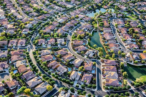 Rooftop「New Arizona Housing Development」:スマホ壁紙(10)
