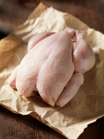 Chicken Meat「Raw Chicken in Butchers Paper」:スマホ壁紙(12)