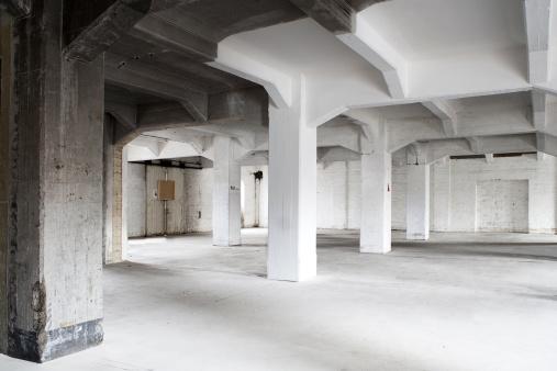 ������「Old abandoned factory building」:スマホ壁紙(18)