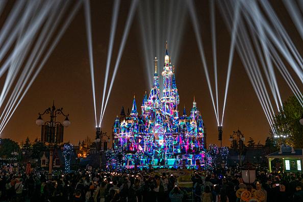 Tourism「Shanghai Disney Resort Celebrates 5th Birthday」:写真・画像(19)[壁紙.com]