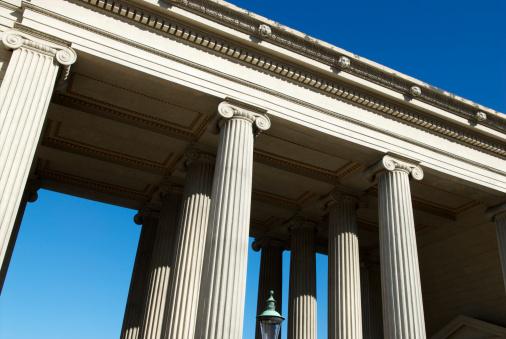 Danish Culture「Columns of the public Amalienborg Palace」:スマホ壁紙(12)