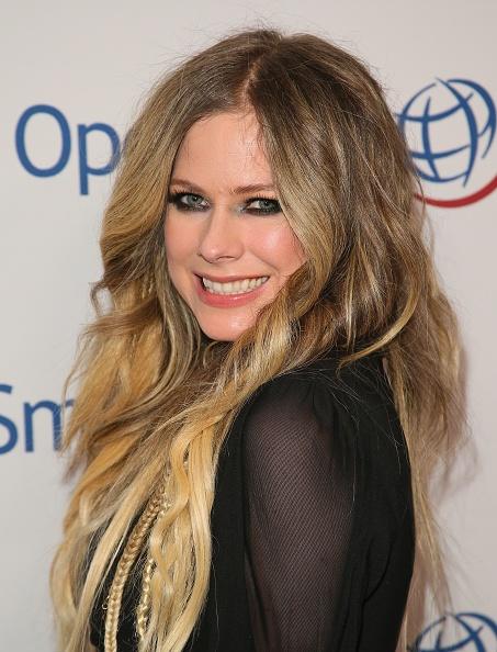 アヴリル・ラヴィーン「Operation Smile's Hollywood Fight Night Hosted By Brooke Burke And Manny Pacquiao」:写真・画像(12)[壁紙.com]