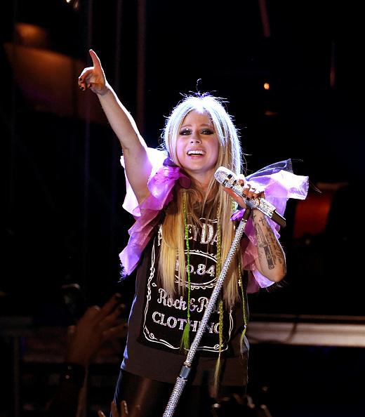アヴリル・ラヴィーン「Avril Lavigne In Concert - Los Angeles, CA」:写真・画像(14)[壁紙.com]