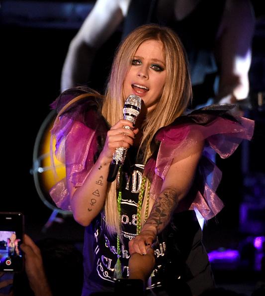 アヴリル・ラヴィーン「Avril Lavigne In Concert - Los Angeles, CA」:写真・画像(15)[壁紙.com]
