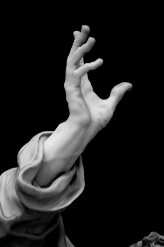 Sculpture「Hand」:スマホ壁紙(12)