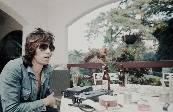 Interview - Event「Keith Richard The Rolling Stones Getting Interviewed In Kingston Jamaica While Goats Head Soup Album」:写真・画像(10)[壁紙.com]