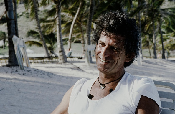 Interview - Event「Keith Richards Getting Interviewed On A Beach」:写真・画像(18)[壁紙.com]