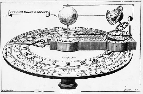 Wheel「Four Wheel'd Orrery」:写真・画像(11)[壁紙.com]