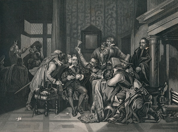 17th Century「Charles The First In The Guard Room」:写真・画像(18)[壁紙.com]