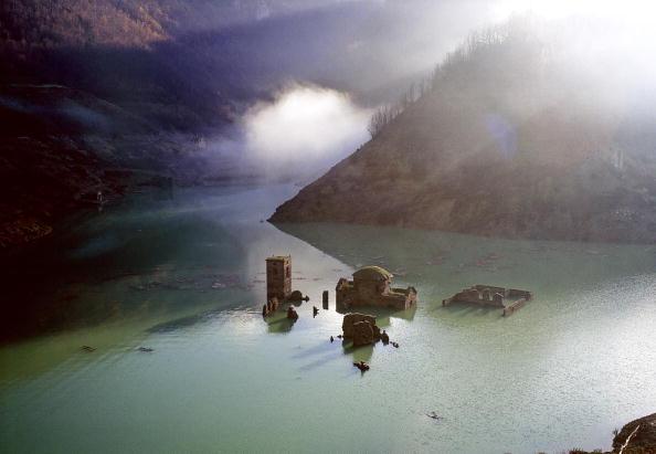 Underwater「The Sunken City」:写真・画像(11)[壁紙.com]