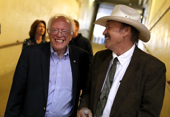 Justin Sullivan「Bernie Sanders Campaigns With MT Democratic Congressional Candidate Rob Quist」:写真・画像(13)[壁紙.com]