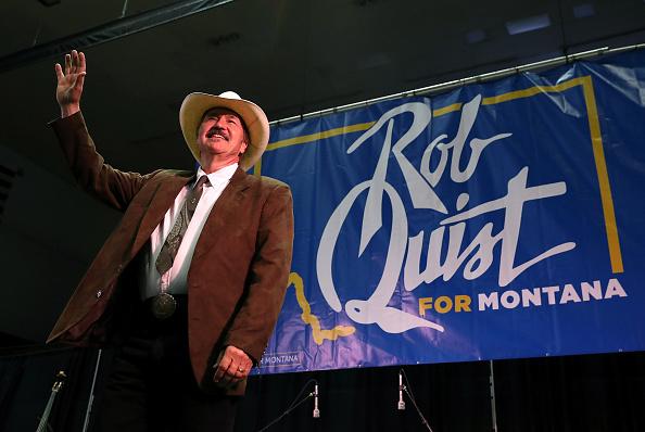 Justin Sullivan「Bernie Sanders Campaigns With MT Democratic Congressional Candidate Rob Quist」:写真・画像(14)[壁紙.com]