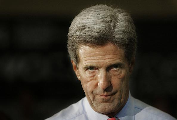 Oregon - US State「Kerry Campaigns In Oregon」:写真・画像(8)[壁紙.com]