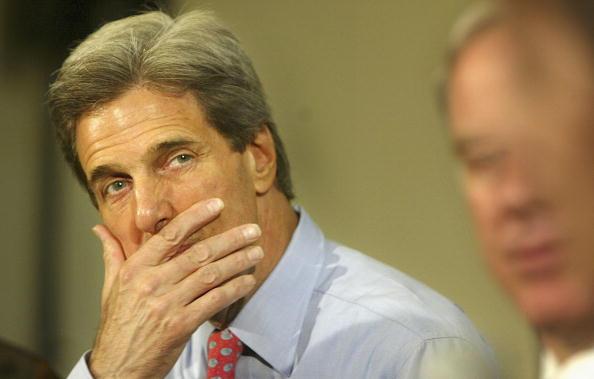 Oregon - US State「Kerry Campaigns In Oregon」:写真・画像(14)[壁紙.com]