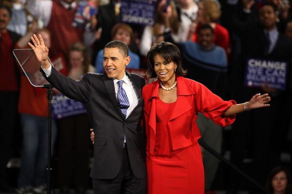 Super Tuesday「Obama Hosts Super Tuesday Night Event In Chicago」:写真・画像(10)[壁紙.com]