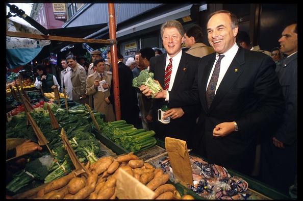 Broccoli「Clinton Visits Italian Market」:写真・画像(8)[壁紙.com]