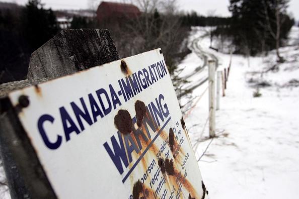 Canada「Border Patrol Works Along Vermont - Canada Border」:写真・画像(9)[壁紙.com]
