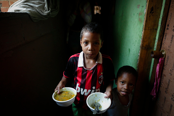 Crisis「Stories of Hunger in Venezuela」:写真・画像(0)[壁紙.com]