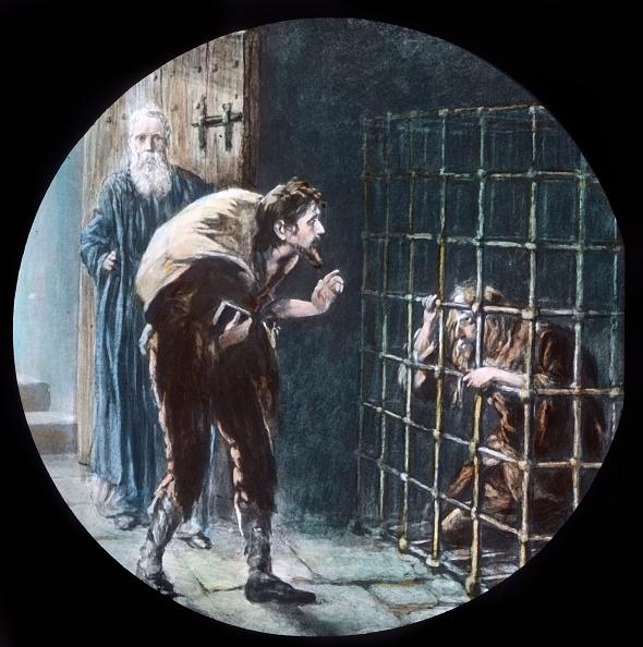 Preacher「The Man In The Cage」:写真・画像(18)[壁紙.com]