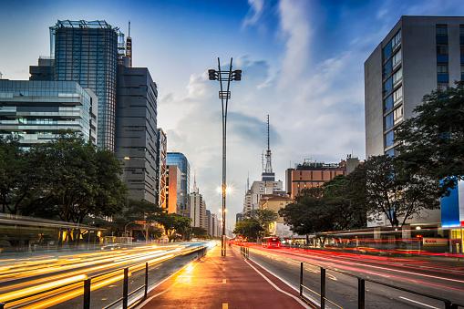 Traffic「Paulista Avenue」:スマホ壁紙(18)
