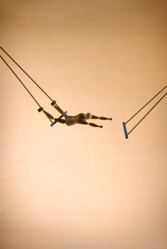 Catching「Trapeze Acrobat」:スマホ壁紙(6)