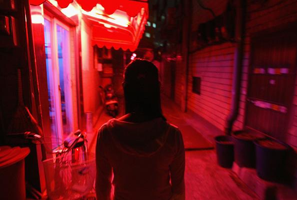 Prostitution「South Koreans Protest Sex Industry Reforms」:写真・画像(7)[壁紙.com]
