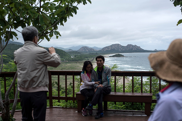 Tourism「South Korean Villagers Observe Easing Tensions From The Border With DPRK」:写真・画像(12)[壁紙.com]