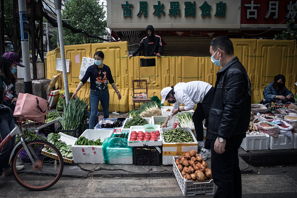 Vegetable「Daily Life In Wuhan After Months-Long Lockdown」:写真・画像(16)[壁紙.com]