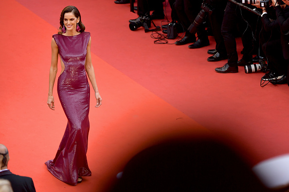 """Sequin Dress「""""The Dead Don't Die"""" & Opening Ceremony Red Carpet - The 72nd Annual Cannes Film Festival」:写真・画像(12)[壁紙.com]"""