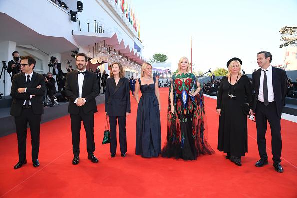 Venice International Film Festival「Closing Ceremony Red Carpet - The 77th Venice Film Festival」:写真・画像(14)[壁紙.com]