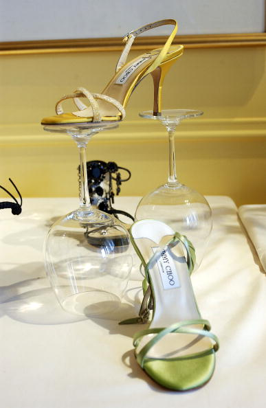 Jimmy Choo - Designer Label「Jimmy Choo with their annual Oscar / Collection Preview Tea」:写真・画像(10)[壁紙.com]