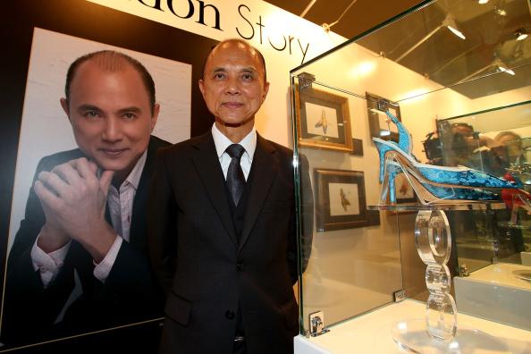 Jimmy Choo - Designer Label「The Story Of Professor Jimmy Choo OBE Exhibition」:写真・画像(2)[壁紙.com]