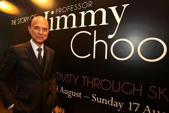 Jimmy Choo - Designer Label「The Story Of Professor Jimmy Choo OBE Exhibition」:写真・画像(1)[壁紙.com]