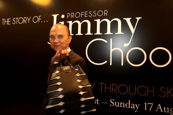 Jimmy Choo - Designer Label「The Story Of Professor Jimmy Choo OBE Exhibition」:写真・画像(6)[壁紙.com]