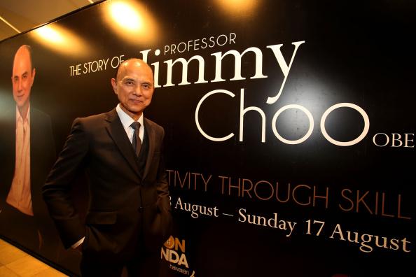 Jimmy Choo - Designer Label「The Story Of Professor Jimmy Choo OBE Exhibition」:写真・画像(13)[壁紙.com]