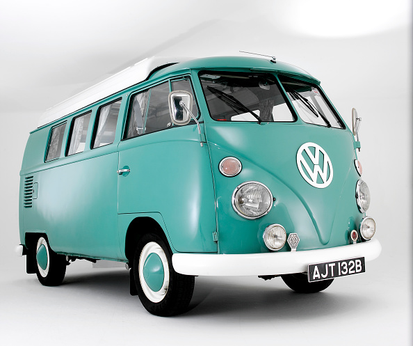 Recreational Pursuit「1964 VW Kombi Camper」:写真・画像(17)[壁紙.com]