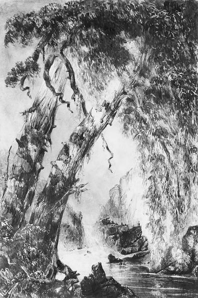 Water's Edge「Trenton Falls」:写真・画像(13)[壁紙.com]