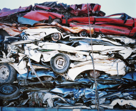 Chaos「Crushed cars」:スマホ壁紙(16)