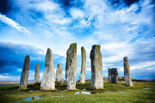 Ancient Civilization「Callanish Standing Stones, Isle of Lewis」:スマホ壁紙(10)