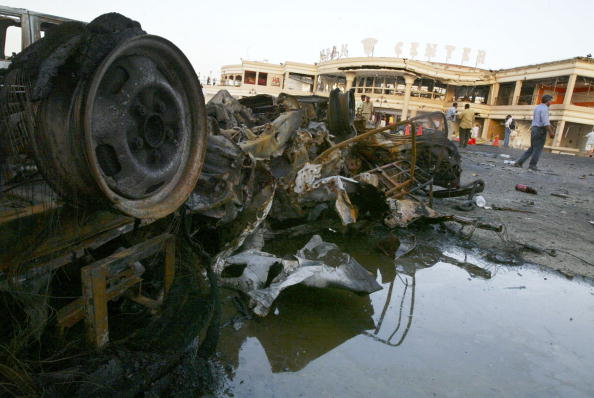 Uriel Sinai「Three Bombs Kill At Least 83 In Egyptian Resort Of Sharm El-Sheikh」:写真・画像(14)[壁紙.com]